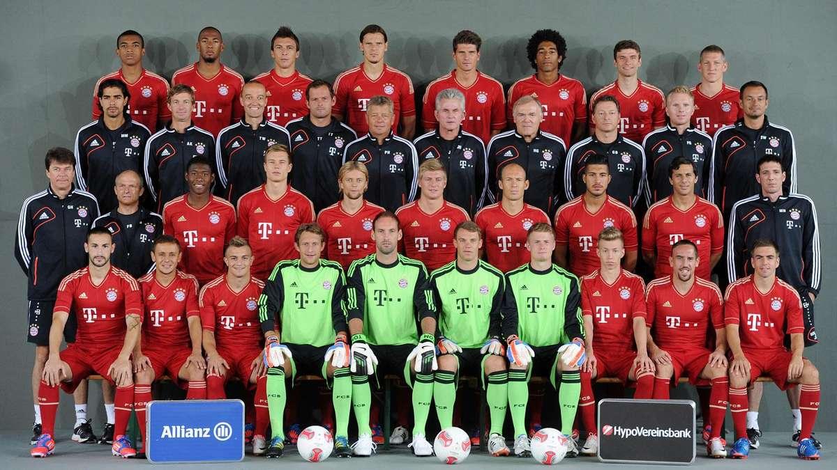 Ehemalige Fc Bayern Spieler