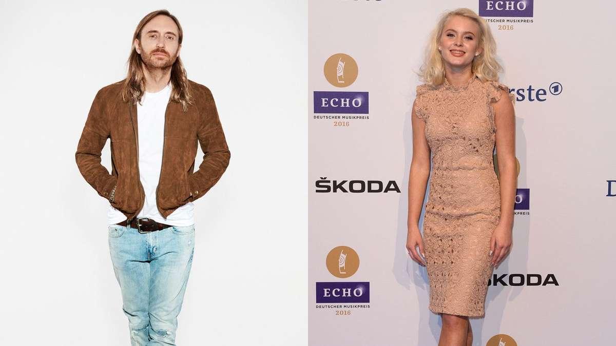 Em 2016 Unsäglich Offizieller Em Song Von David Guetta Und Zara