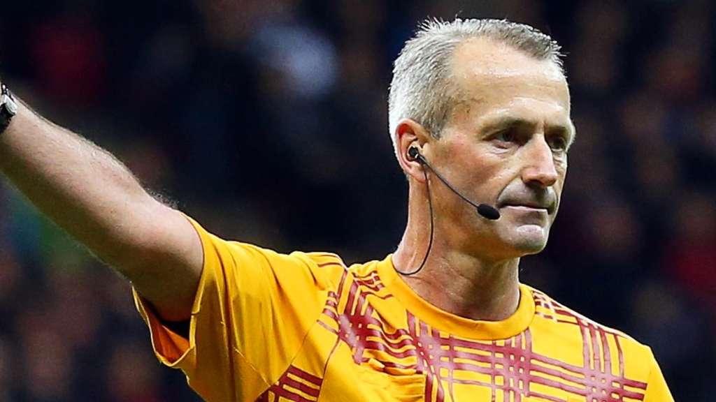 Schiedsrichter Deutschland Ukraine
