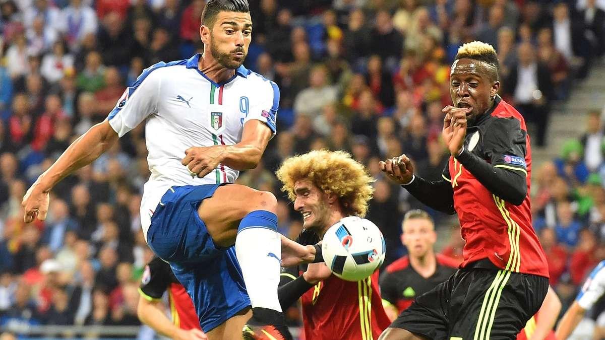 Italien Gegen Belgien Live