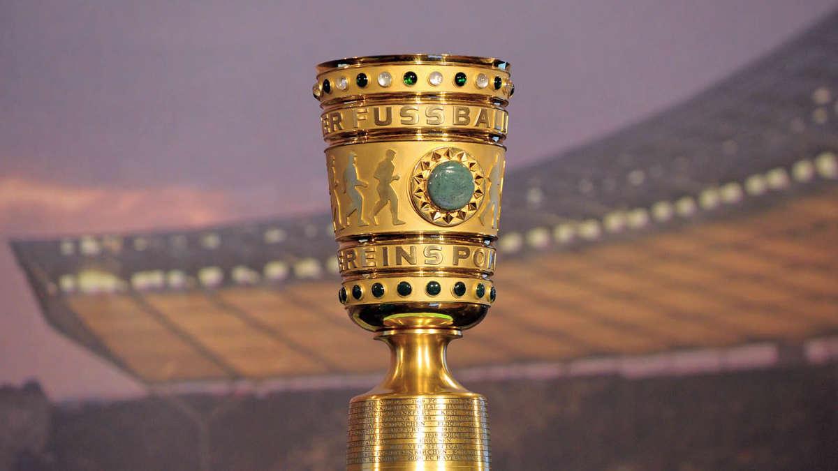 FuГџball Dfb Pokal Live