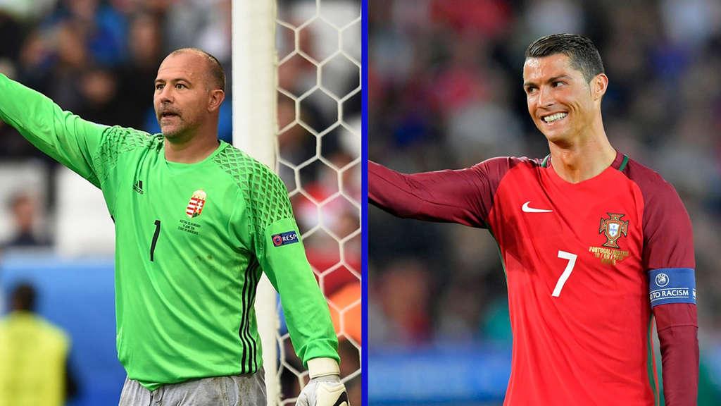 Em 2016 So Sehen Sie Ungarn Gegen Portugal Jetzt Live Im Free Tv