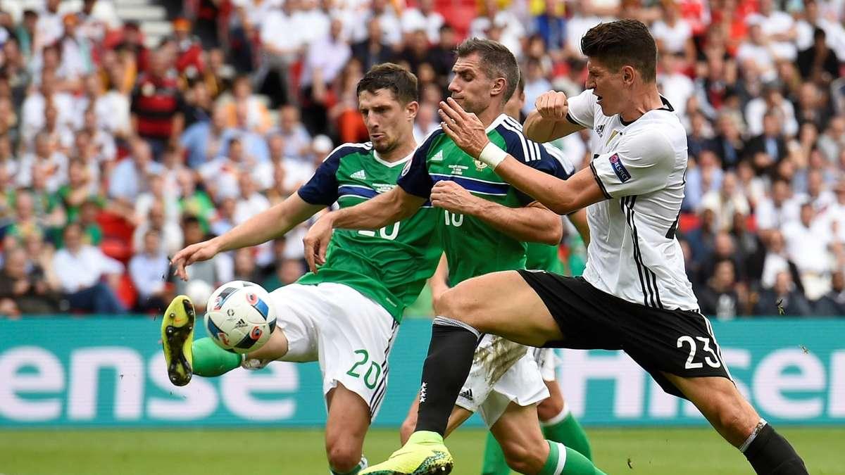 nordirland gegen deutschland