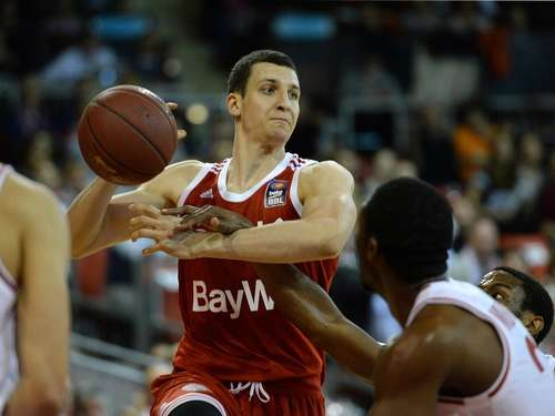 NBA-Draft: Zipser als Nummer 48 nach Chicago