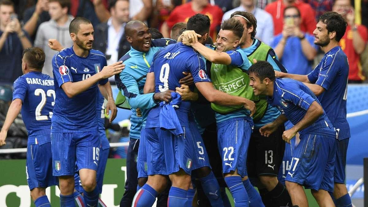 Italien Gegen Spanien Em 2021