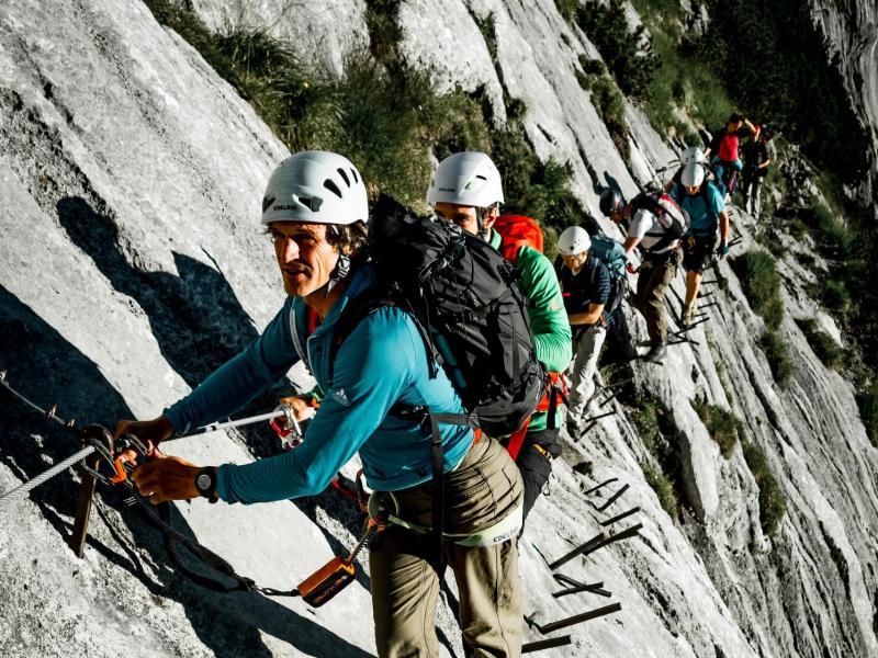 Klettersteig Norddeutschland : Klettern und bouldern: das sind die sieben größten hallen