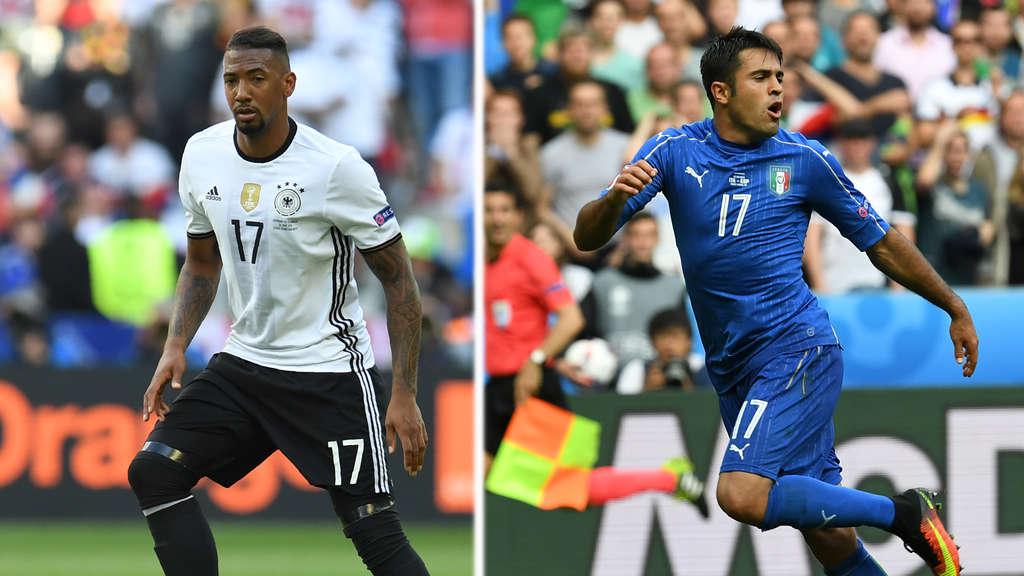 Em 2016 Viertelfinale Deutschland Gegen Italien Quoten Statistik