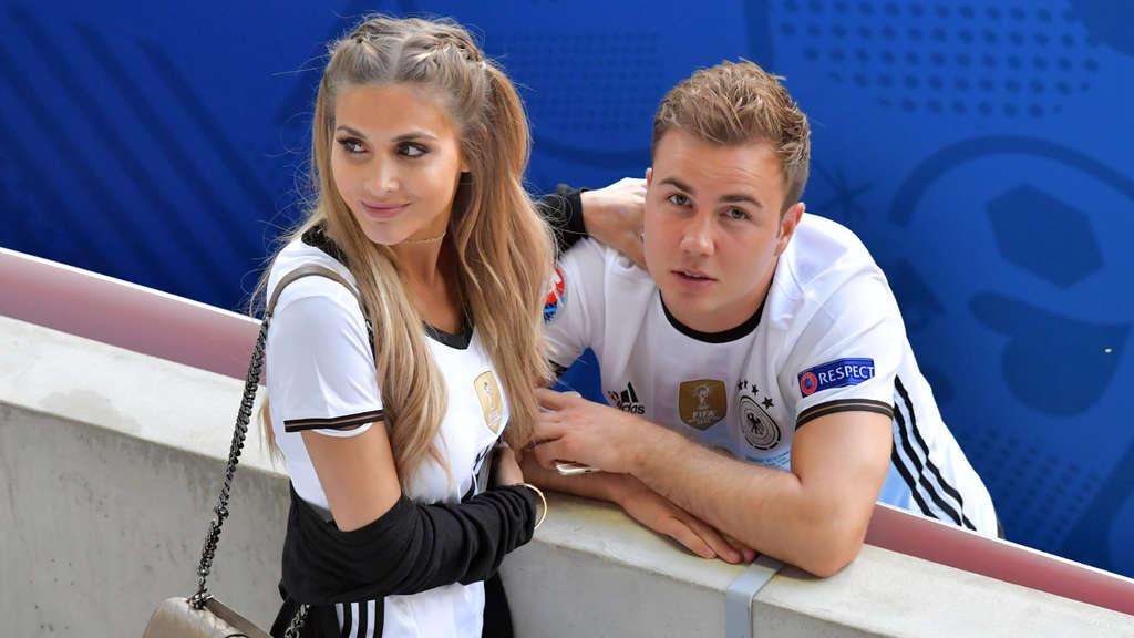 Mario Götze Und Freundin