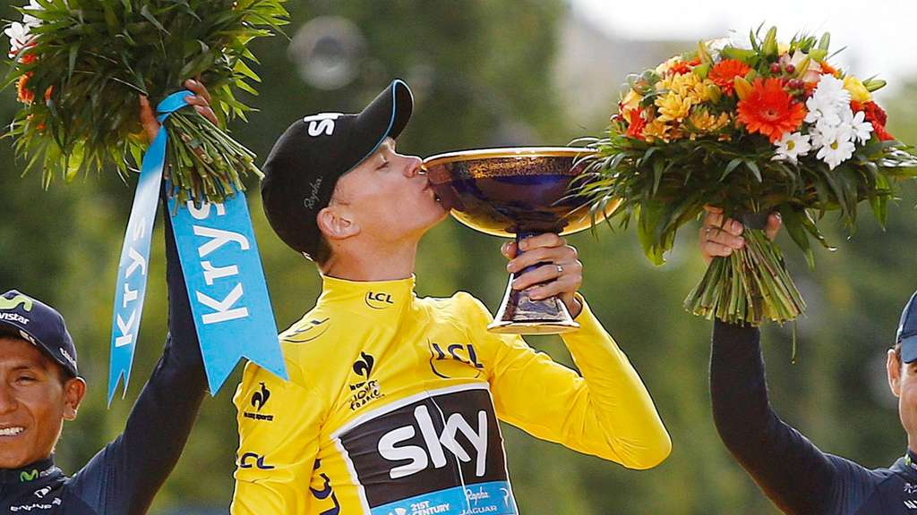 Tour de France Chris Froome