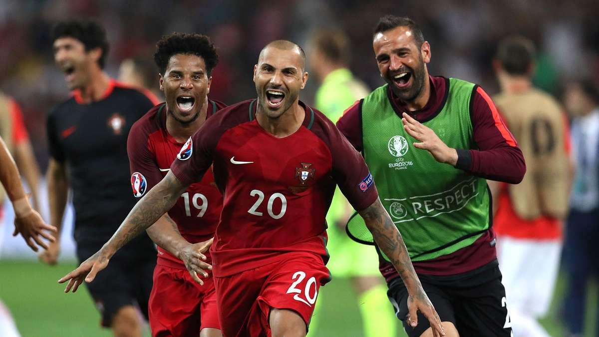 Polen Portugal Viertelfinale