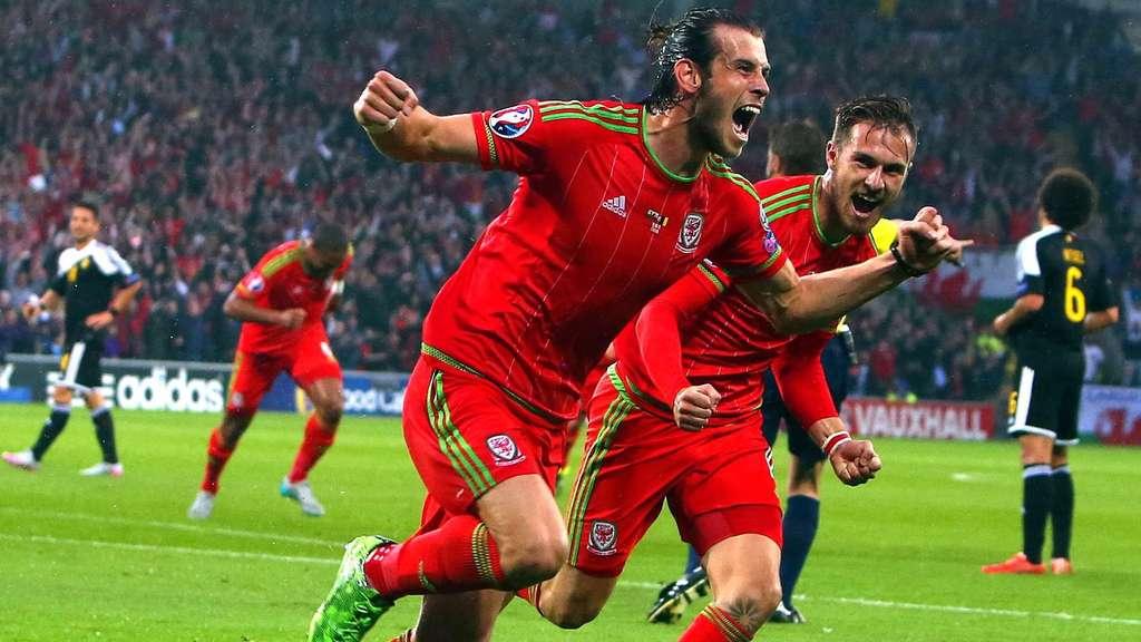 Belgien Wales Em