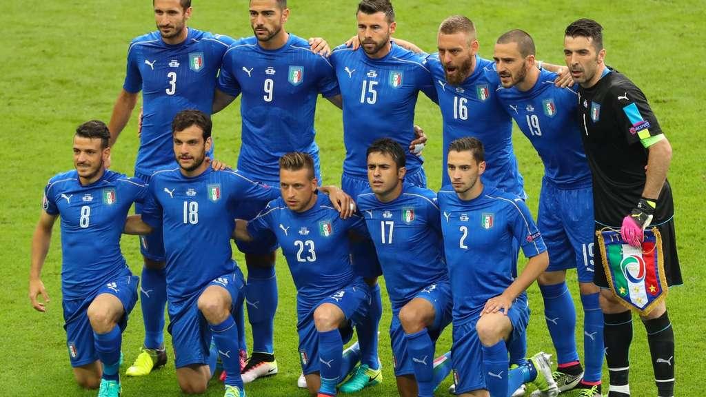 Em Spiel Italien