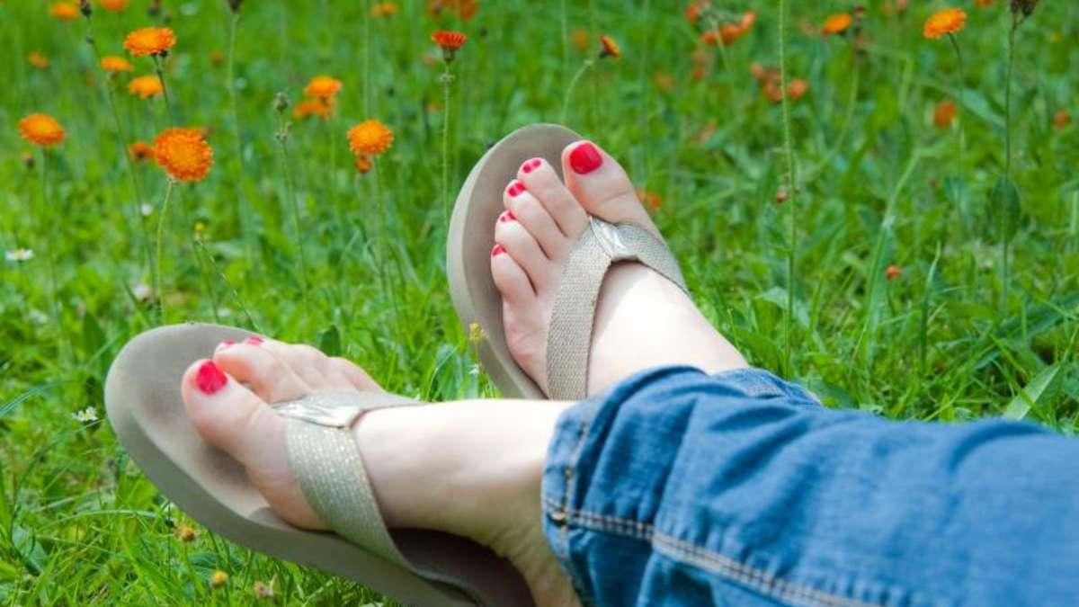 Ohne sie läuft nichts: So sehen Füße im Sommer perfekt aus | Stars