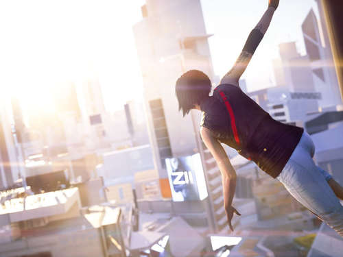 """Mirror's Edge Catalyst"": Der Ego-Runner im Test"