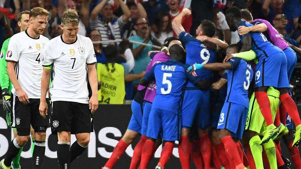em 2016 deutschland scheitert im halbfinale gegen frankreich fu ball em. Black Bedroom Furniture Sets. Home Design Ideas