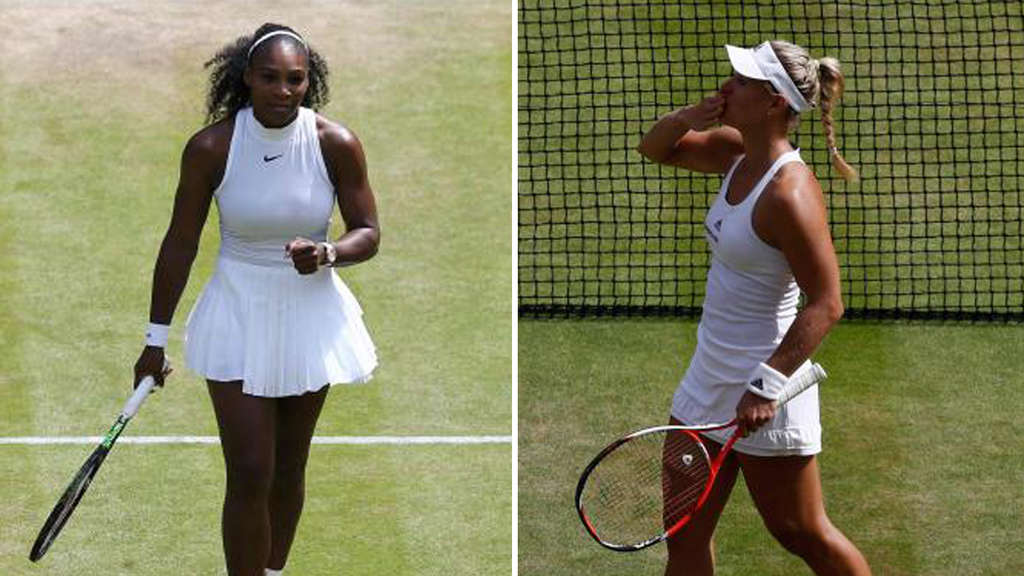 Wimbledon 2016 So Sehen Sie Das Finale Kerber Gegen Williams Jetzt