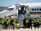 Euro 2016 Champions Return Home