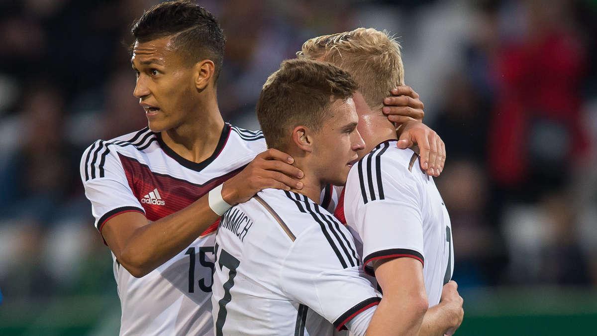 Deutschland Olympia Fußball