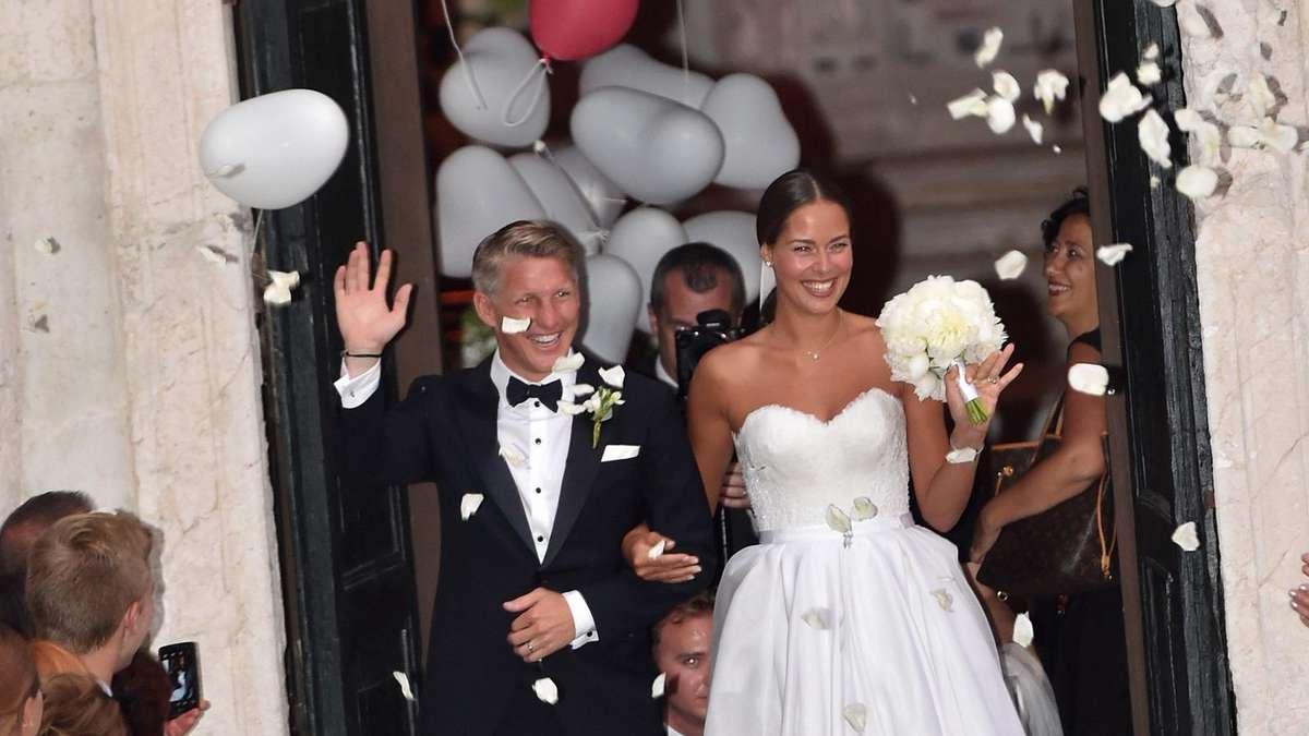 Schweinsteiger Hochzeit Venedig