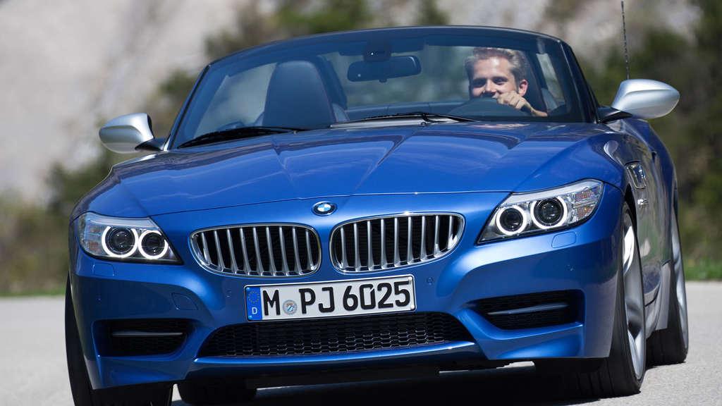 Bmw Z4 Geht In Den Ruhestand Roadster Produktion Endet Im August