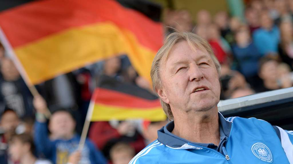Olympia 2016 Horst Hrubesch Gibt U21 Kader Bekannt Fußball