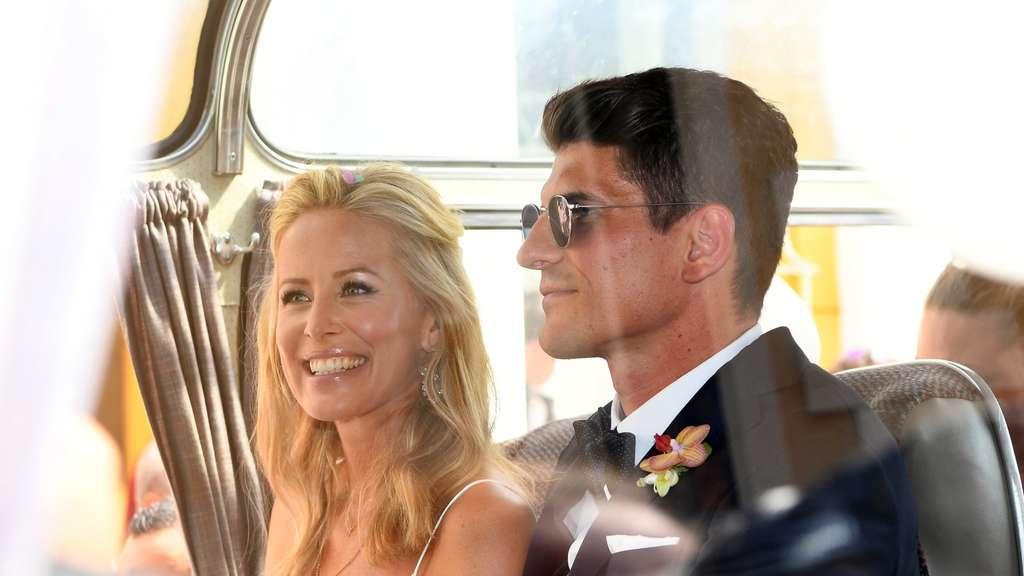 Hochzeit Mario Gomez