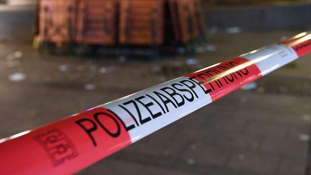 Schüsse In München