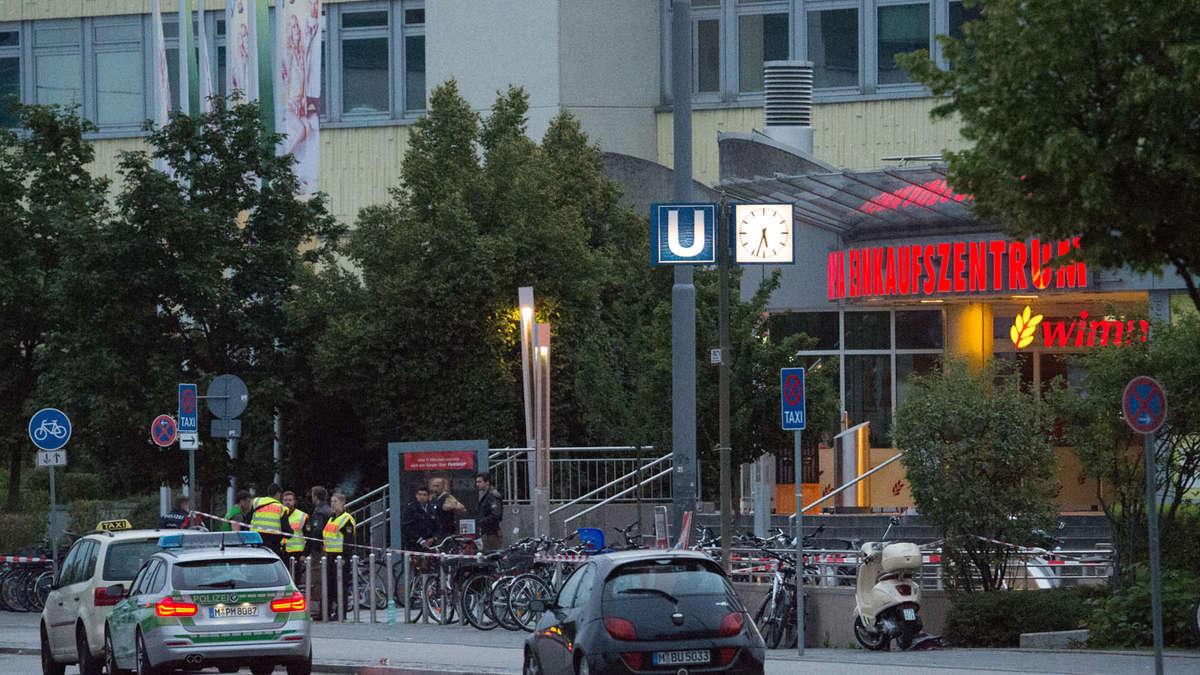 Video Schießerei München