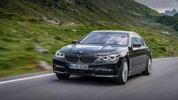 Plug-in-Version: BMW legt den 7er an die Leine
