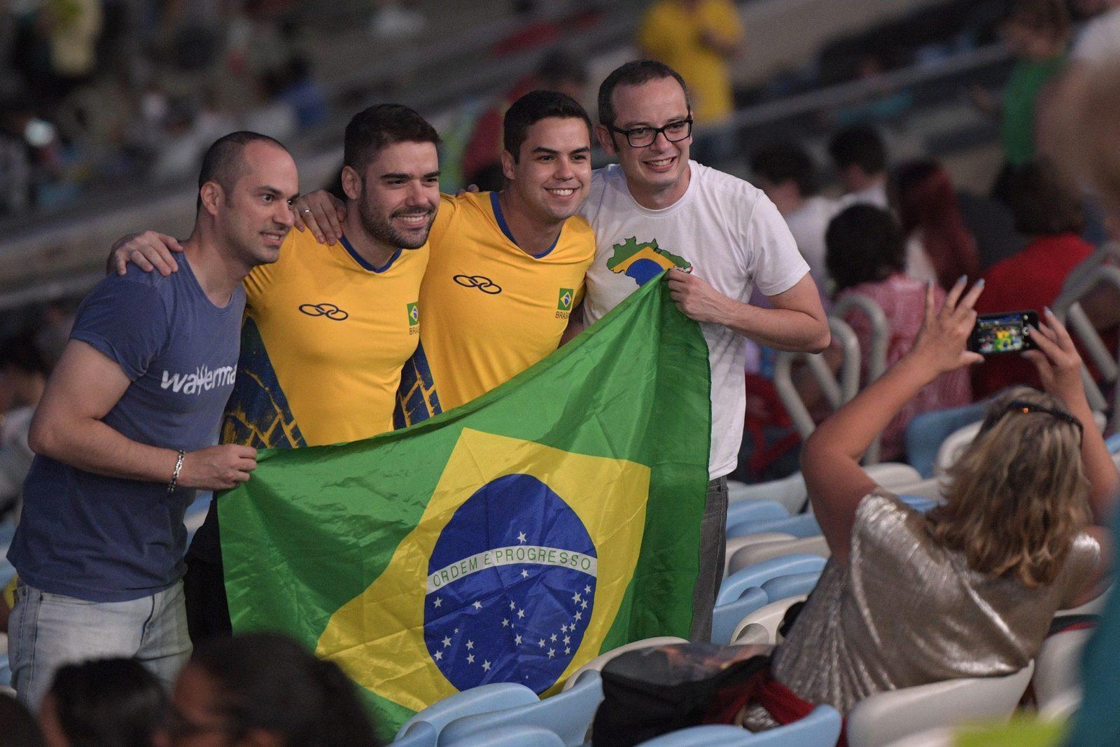Olympia 2016 Im Live Ticker Die Spiele In Rio Sind Eroffnet Olympia 2016 Rio