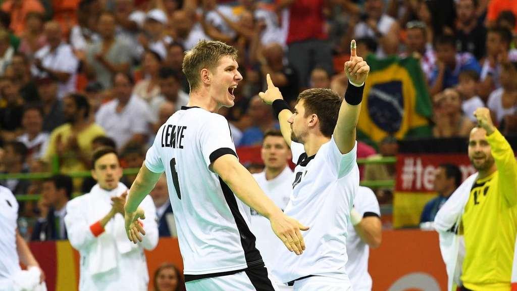 handball olympia deutschland brasilien