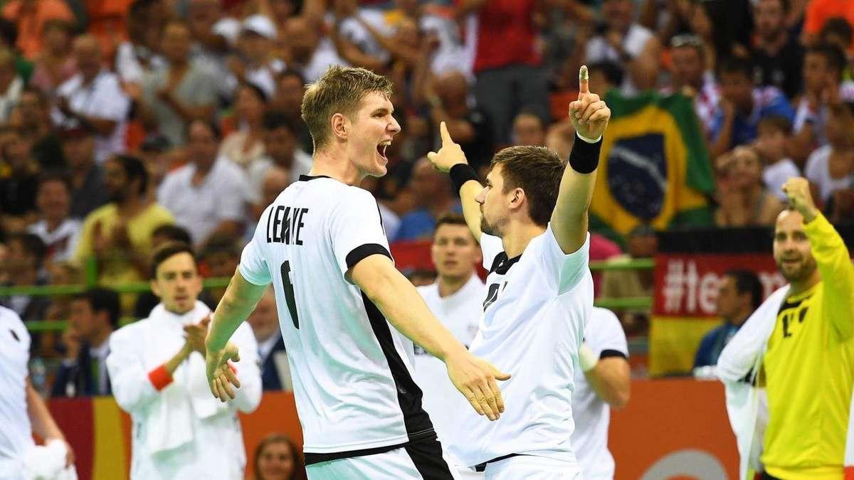 Handball Deutschland Brasilien Live