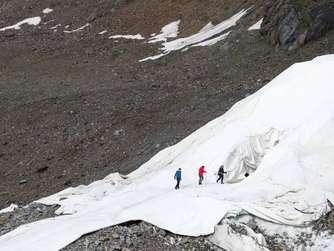 Klettergurt Für Gletscher : So gelingen alpine hochtouren outdoor