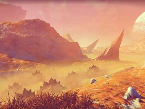 """No Man´s Sky"" im Test: Lost in Space"