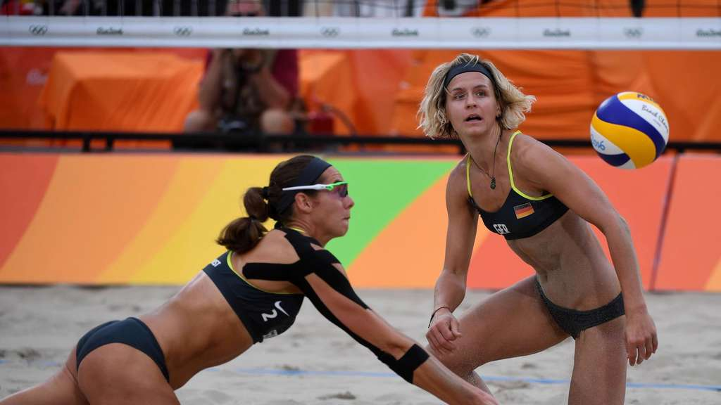 Rio 2016 - Beach-Volleyball