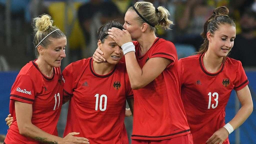 Olympia Frauen Fussball