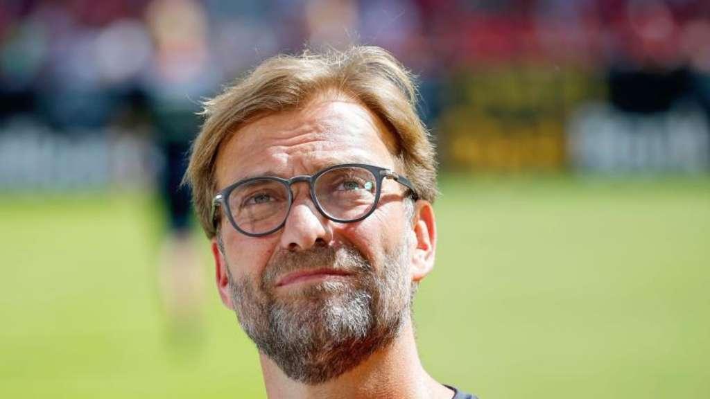 Klopp Will Nach Liverpool Pleite Keine Panikkufe Ttigen