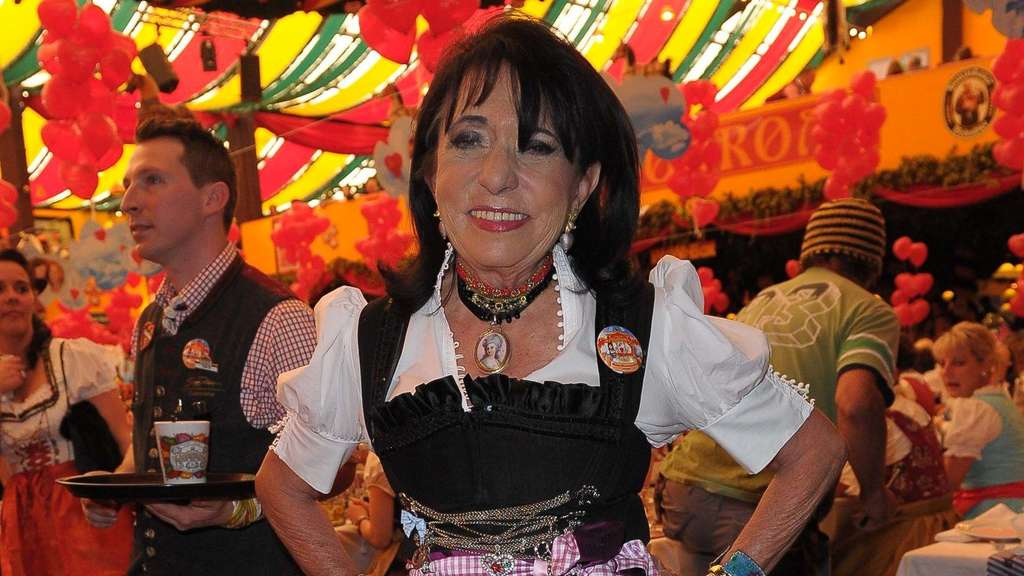 Wiesn 2013: Regine Sixt Damen-Wiesn