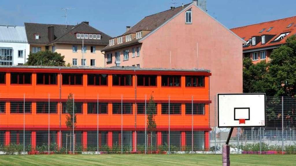Adalbert Stifter Realschule Schulpavillon Bleibt Vorerst Ungenutzt