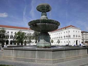 Geheimes München Uralte Kostbarkeiten Unter Der Universität