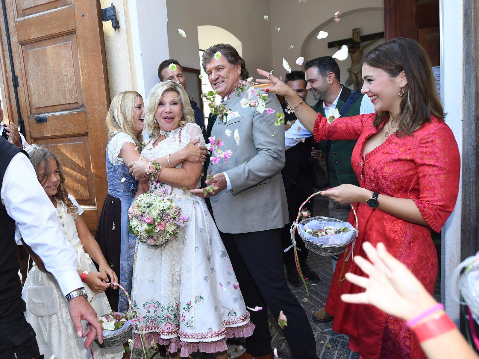 Hochzeit Von Marianne Und Michael Am Tegernsee Stars