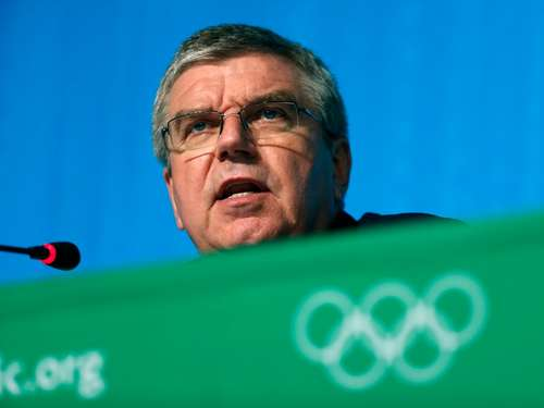 IOC-Chef Bach plant keinen Paralympics-Besuch in Rio