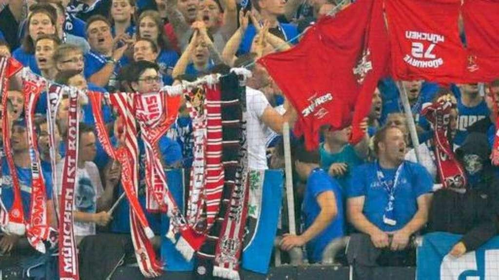 Schalke Bayern Ausschreitungen