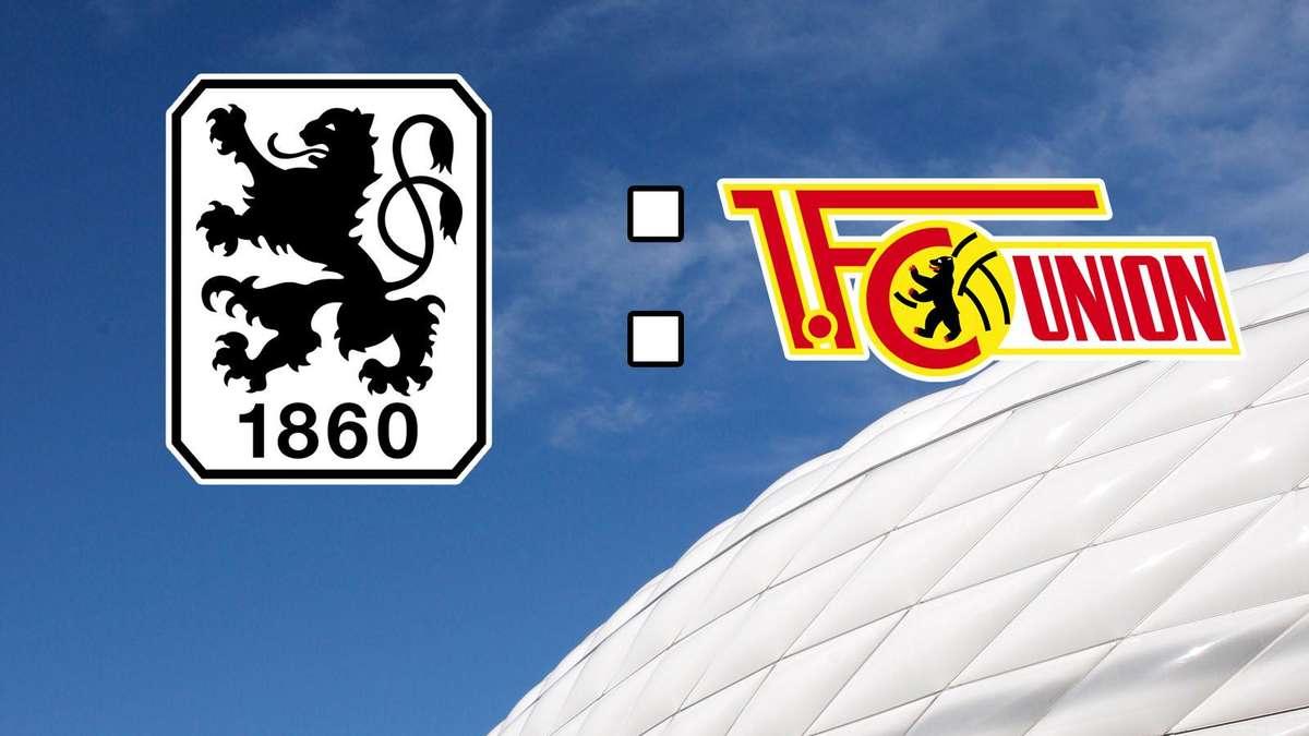 Tsv 1860 München Gegen 1 Fc Union Berlin 2 Bundesliga Im Live