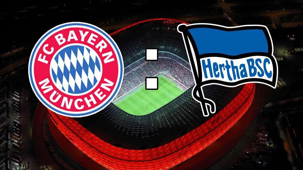 Fc Bayern Gegen Hertha Bsc