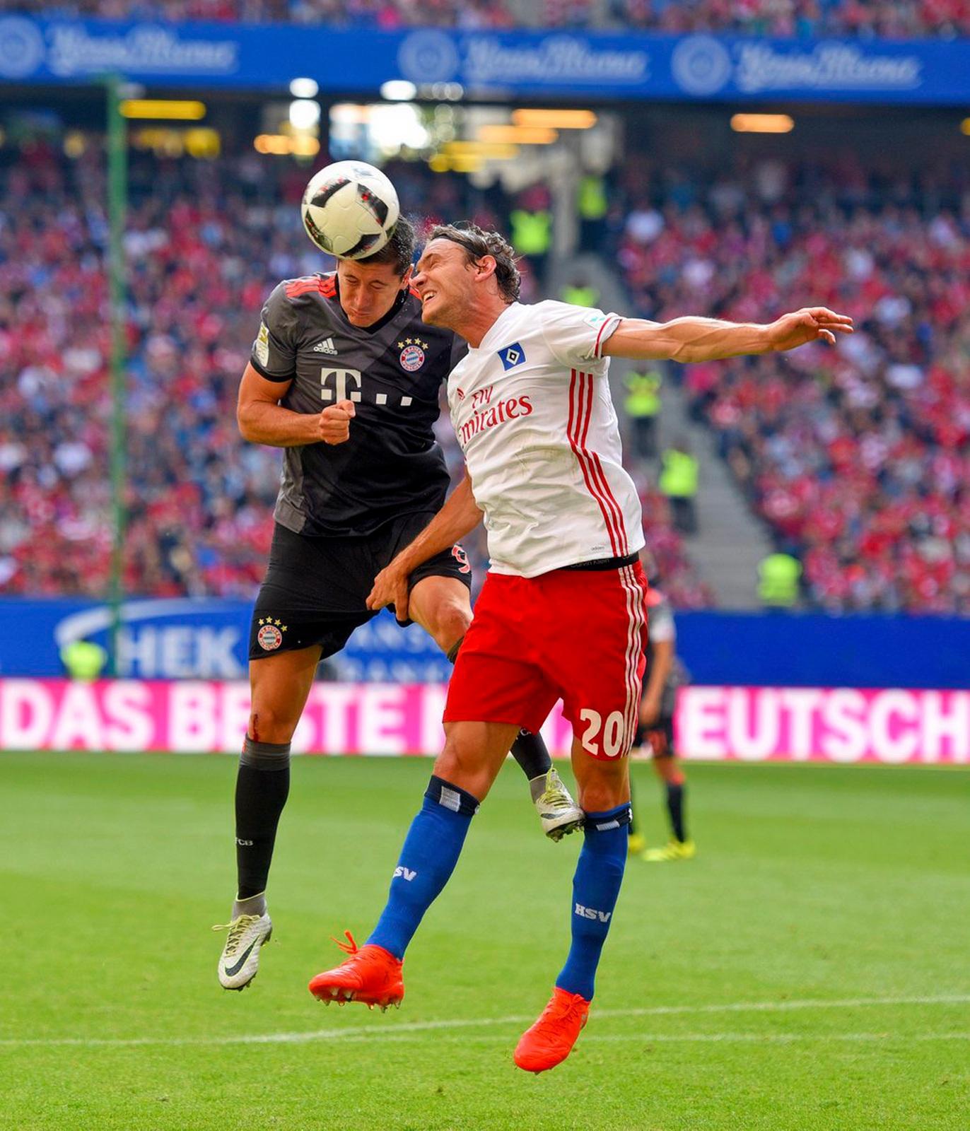 Fc Bayern Ribery Mit Tätlichkeit Gegen Nicolai Müller Fc Bayern