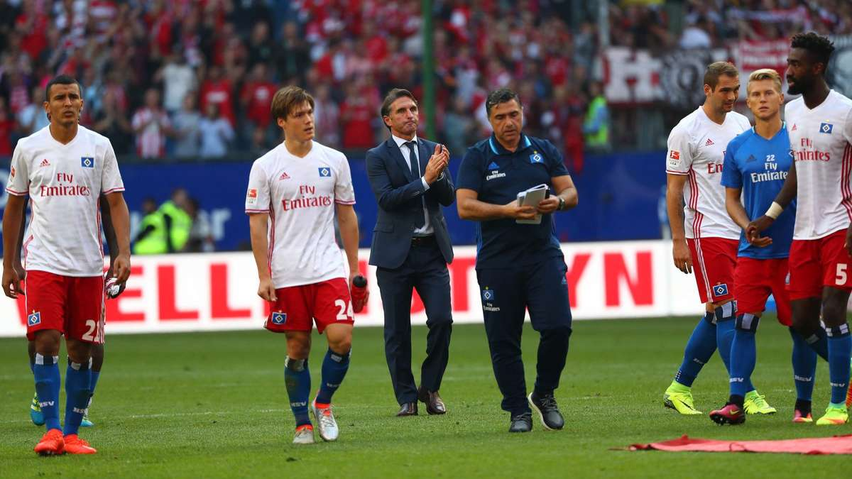 Hsv Bayern München