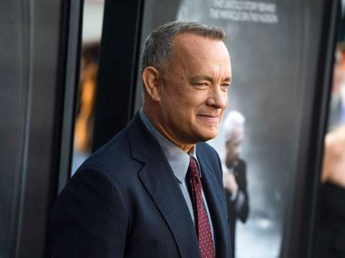 Tom Hanks crasht Hochzeitsshooting im Central Park