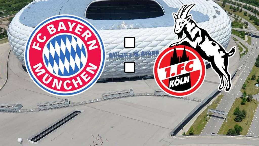 Bayern Gegen Köln