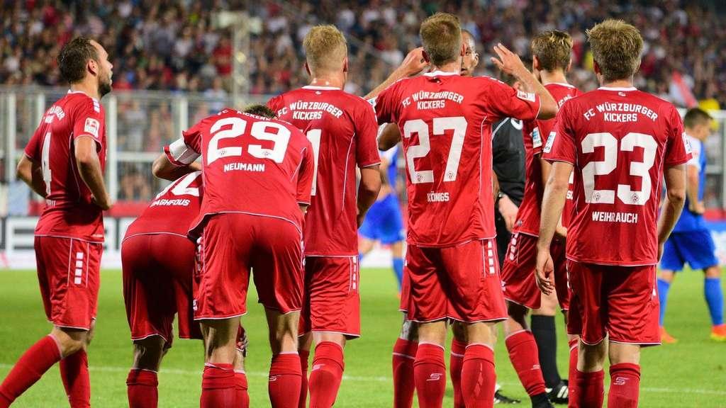 Würzburger Kickers Spieler